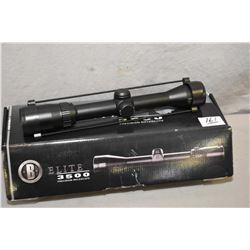 "Bushnell Elite 3500 2 - 7 x 32 Scope Matte Black Finish 1"" Tube Multi X c/w original box"