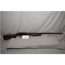 "Ithaca Model 37 Featherlight .12 Ga 2 3/4"" Pump Action Shotgun w/ 30"" bbl [ good blued finish starti"