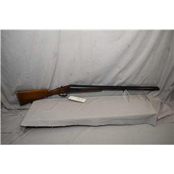 "Fca DEZABALA HERMANOS Eibar Model Side By Side Hammerless .16 Ga Break Action Shotgun w/ 28"" bbls ["