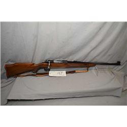 "Parker Hale Model Safari .30 - 06 Cal Bolt Action Rifle w/ 22"" bbl [ blued finish, barrel sights, ch"