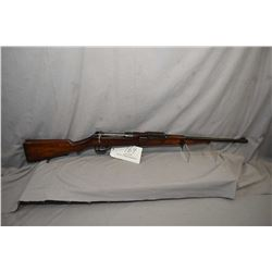 "Ross Model 1905 .303 Brit Cal Straight Pull Bolt Action Rifle w/ 24"" bbl [ fading blue finish turnin"