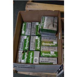 "Box Lot : Eleven Boxes ( 25 rnds per ) Remington .12 Ga 3"" Nitro Steel # 2 Shot Shot Shells Retail $"