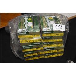 """Bag Lot : Ten Boxes ( 5 rnds per ) Remington Copper Solid Sabot Slug .12 Ga 3"""" Shot Shells Retail $"""