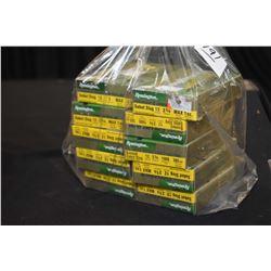 Bag Lot : Ten Boxes ( 5 rnds per ) Remington Copper Solid Sabot Slug .12 Ga Shot Shells - Nine Boxes
