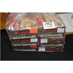 Bag Lot : Six Boxes ( 20 rnds per ) Barnes Vor - Tx .30 - 06 Sprg Cal 150 Grain Retail $ 54.99 Each