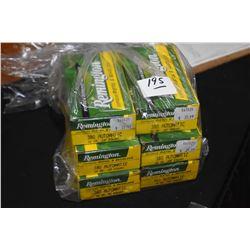 Bag Lot : SIx Boxes ( 50 rnds per ) Remington .380 Auto Cal 88 Grain Ammo Retail $ 37.99 Each