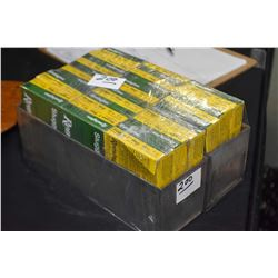 Sealed Lot : Eighteen Boxes ( 5 rnds per ) Remington .12 Ga Slugger 3  Mag Rifled Slugs