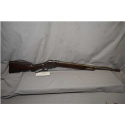 "Winchester Model 1887 .10 Ga Lever Action Shotgun w/ 28 1/4"" bbl [ fading blue finish to grey in som"