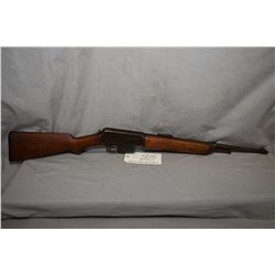 "Winchester Model 1907 SL .351 SL Cal Mag Fed Semi Auto Rifle w/ 20"" bbl [ fading blue finish turning"