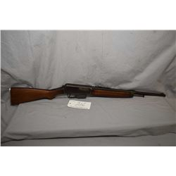 "Winchester Model 1910 SL .401 SL Cal Mag Fed Semi Auto Rifle w/ 20"" bbl [ fading blue finish turning"