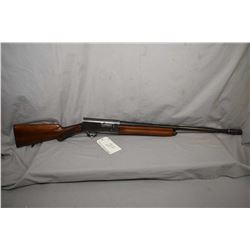 "Browning ( Belgian ) Model Auto 5 .12 Ga 2 3/4"" Semi Auto Shotgun w/ 28"" bbl with polychoke [ blued"