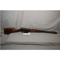 "Remington Model Eight .25 Rem Cal Semi Auto Rifle w/ 22"" bbl [ fading blue finish turning brown, bar"