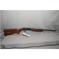 "Browning ( Japan ) Model Semi Auto 22 .22 LR Cal Mag Fed Semi Auto Take Down Rifle w/ 19 1/2"" bbl ["