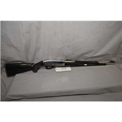 "Remington Model Nylon 76 .22 LR Cal Tube Fed Semi Auto Rifle w/ 19 1/2"" bbl [ nickeled finish with b"