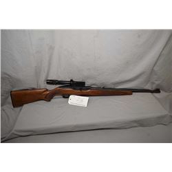 "Winchester Model 490 .22 LR Cal Mag Fed Semi Auto Rifle w/ 22"" bbl [ blued finish, barrel sights, al"