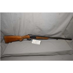 "Baikal Model IJ 17 .20 Ga 2 3/4"" Single Barrel Break Action Shotgun w/ 27"" bbl [ blued finish, few m"