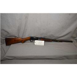 "Browning Model Trombone .22 Long Cal ONLY Tube Fed Pump Action Rifle w/ 22"" bbl [ good blued finish,"