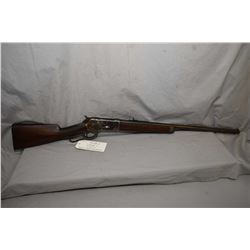"Winchester Model 1886 .45 - 90 WCF Cal Lever Action Rifle w/ round barrel accurized to 25 1/2"" [ fad"