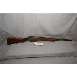 "Winchester Model 1905 SL .32 SL Cal Mag Fed Semi Auto Rifle w/ 22"" bbl [ fading blue finish, barrel"