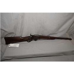 Spencer Model 1860 Saddle Ring Carbine .56 - 56 Spencer Rimfire or .56 - 52 Rimfire Cal Lever Action