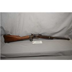Triplett & Scott ( Meriden Manufacturing Co. Conn ) Model Repeating Carbine .50 Rimfire Cal 7 Shot M