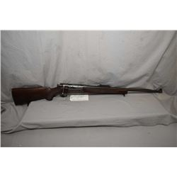 "U.S. Springfield Model 1898 .30 - 40 Krag Cal ? Bolt Action Sporterized Rifle w/ 24"" bbl [ blued fin"