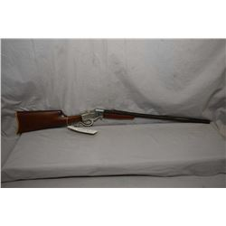 "J. Stevens Model Favorite .32 Long Cal Single Shot Falling Block Rifle w/ 22"" part octagon bbl [ blu"