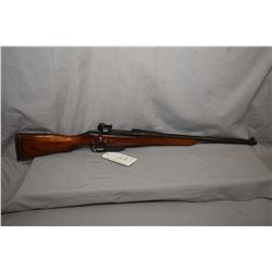 "Ross Model M - 10 .303 Brit Cal Sporterized Bolt Action Rifle w/ 21"" bbl [ blued finish starting to"