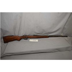 "Winchester Model 67 .22 LR Cal Single Shot Bolt Action Rifle w/ 27"" bbl [ traces of patchy blue fini"
