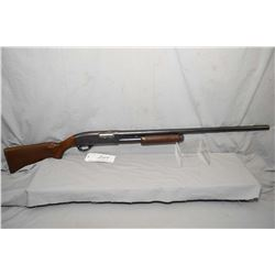 "Remington Model 870 Wingmaster .12 Ga 2 3/4"" Pump Action Shotgun w/ 28"" bbl [ blued finish starting"