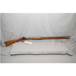 "Unknown Model Percussion Rifle .45 Perc Cal Black Powder Rifle w/ 32"" octagon bbl [ fading blue fini"