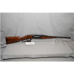 "Savage Model 1899 Take Down .22 Hi Power Cal Lever Action Rifle w/ 20"" bbl [ fading blue finish, bar"