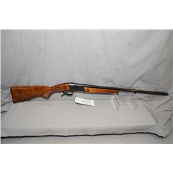 "Baikal Model IZH - 18 M .20 Ga Single Shot Shotgun w/ 26 3/4"" bbl [ blued finish, checkered pistol g"