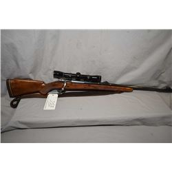 "Browning ( Belgium ) Model Mauser Action .7 MM Rem Mag Cal Bolt Action Rifle w/ 24"" bbl [ blued fini"