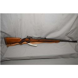 "F.N. ( Belgian ) Model Mauser Action .270 Win Cal Bolt Action Rifle w/ 24"" bbl [ blued finish, barre"