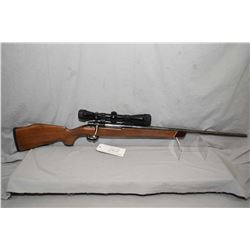 "Husqvarna Model Mauser Action .30 - 06 Spring Cal Bolt Action Rifle w/ 24"" bbl [ faded blue finish,"
