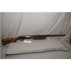 "Remington Model 870 Wingmaster .12 Ga 2 3/4"" Pump Action Shotgun w/ 28"" vent rib bbl [ fading blue f"