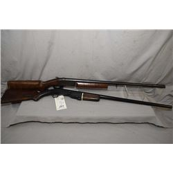 "Lot of Two Firearms - CIL Model 402 .12 Ga 2 3/4"" Single Shotgun w/ 30"" bbl [ fading blue finish wit"