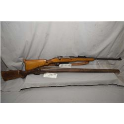 Lot of Two Firearms - Mannlicher by Steyr Model 95M .8 x 56 R Cal Sporterized Bolt Action Rifle w/ 2