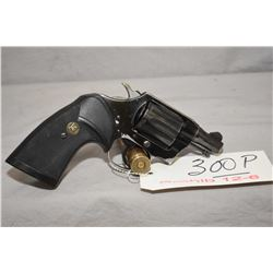Prohib 12 - 6 Colt Model Cobra ( Light Weight ) .38 Spec Cal 6 Shot Revolver w/ 51 mm bbl [ fading b