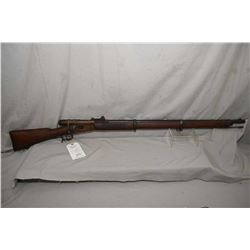 Antique Vetterli ( Waffenfabrik Bern ) Model 1869 .41 Swiss Rimfire Cal Full   Wood Military Bolt Ac