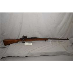 "Enfield ( ERA ) Model Pattern 1914 .303 Brit Cal Sporterized Rifle w/ 26"" bbl [ fading blue finish,"