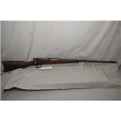 "Remington - Lee Model 1889 Sporting .6 MM Cal Mag Fed Bolt Action Rifle w/ 28"" bbl [ fading blue fin"