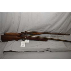 "Lot of Two Firearms : Harrington & Richardson Model 348 Gamester .12 Ga Bolt Action Shotgun w/ 28"" b"