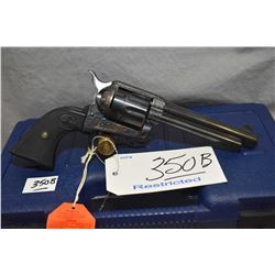 Restricted Colt Model Cowboy Single Action .45 Colt Cal 6 Shot Revolver w/ 140 mm bbl [ Appears exce