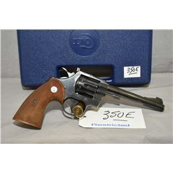 Restricted - Colt Model Officer's Model Match .22 LR Cal 6 Shot Revolver w/ 152 mm bbl [ Appears exc