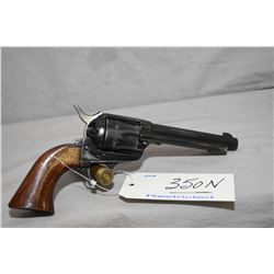 Restricted - Sauer Model Western Six Shooter .22 LR Cal 6 Shot Revolver w/ 140 mm bbl [ blued finish