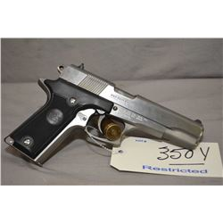 Restricted Colt Model Double Eagle Mark II Series 90 .10 MM outo Cal. 8 Shot Semi Auto Pistol w/ 127