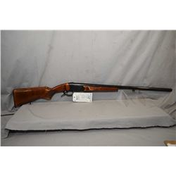 Baikal Model IZH - 18M .12 Ga Single Shot Break Action Shotgun w/ 720 mm bbl [ blued finish, checker