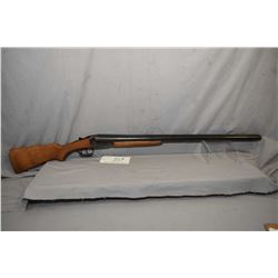 "Stevens Model 311A .12 GA 2 3/4"" Side By Side Hammerless Shotgun w/ 30"" bbls [ blued finish starting"